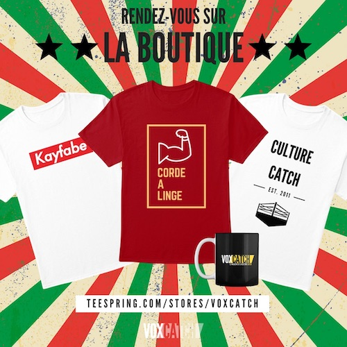 La Boutique VoxCatch