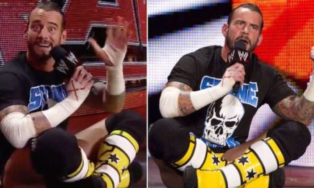 cm punk pipepomb