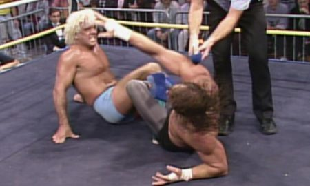 ric flair terry funk clash of champions