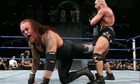 undertaker kurt angle no way out 2006