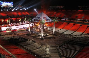 WrestleMania Set