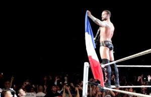 CM Punk Toulouse