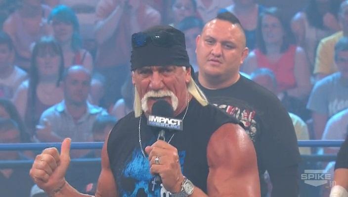 Hulk Hogan, Samoa Joe