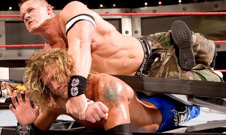 John Cena vs Edge Unforgiven 2006