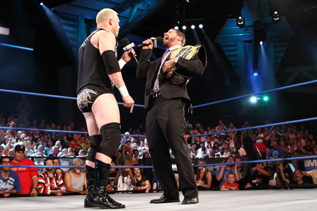 Mr Anderson, Bobby Roode