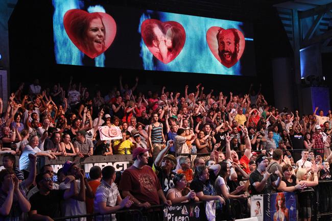 TNA Wedding Day
