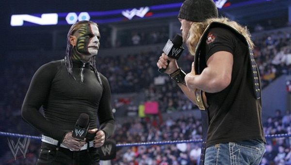 edge jeff hardy