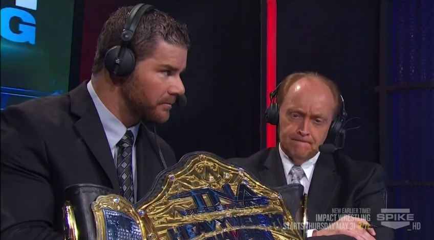 Booby Roode, Mike Tenay