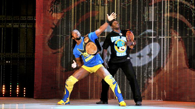 Kofi Kingston R Truth