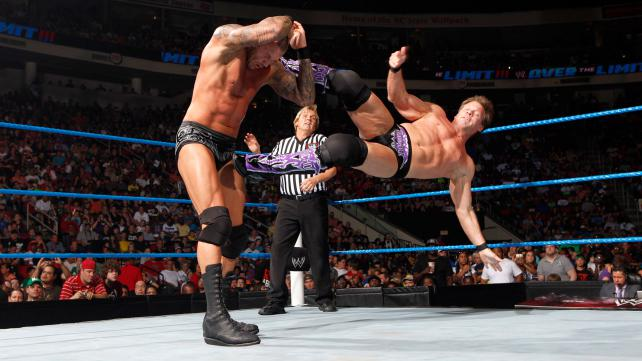 Randy Orton, Chris Jericho