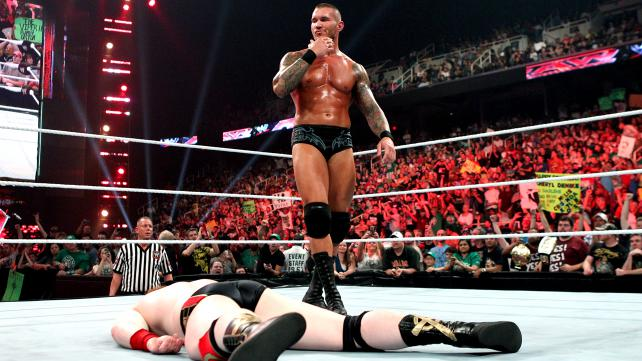 Randy Orton, Sheamus