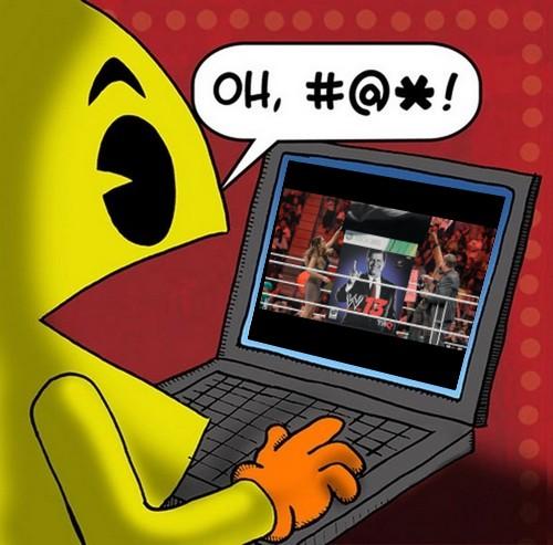 Pacman Laurinaitis WWE 13