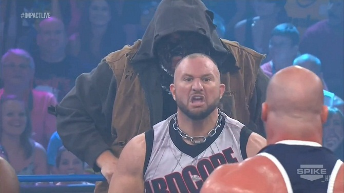 Abyss Bully Ray