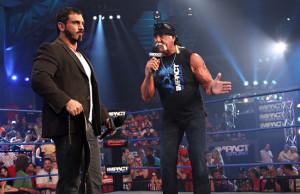 Austin Aries, Hulk Hogan