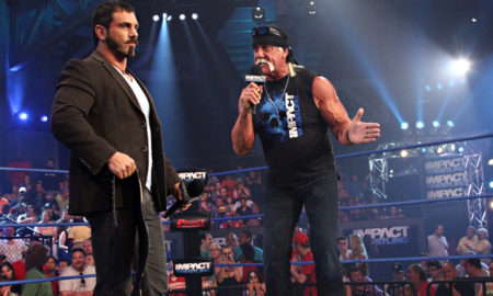 Austin Aries Hulk Hogan