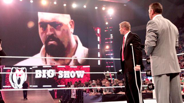 Big Show Laurinaitis McMahon