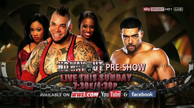 Brodus Clay vs David Otunga