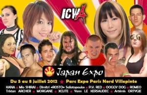 ICWA Catch Japan Expo