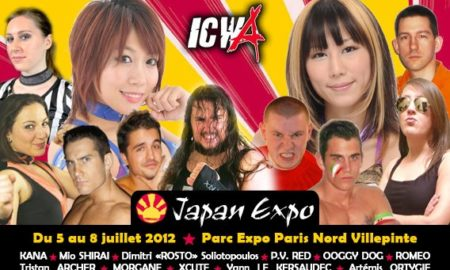 ICWA Catch Japan Expo