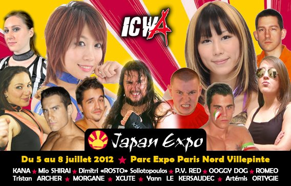 ICWA Catch Japan