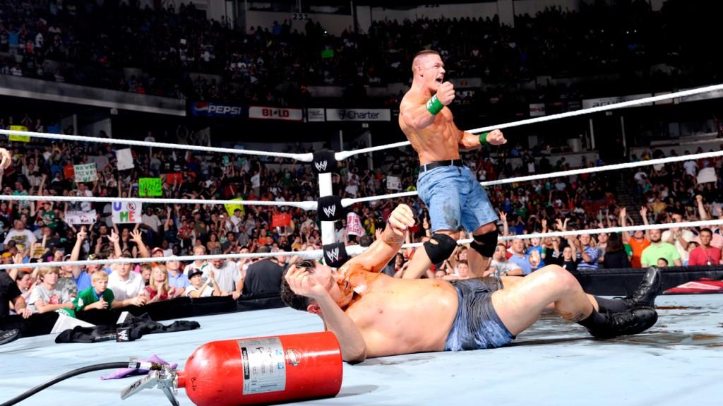 John Cena Michael Cole