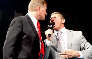 John Laurinaitis, Vince McMahon
