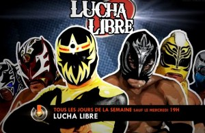 Lucha Libre GONG