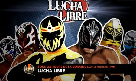 Lucha Libre GONG