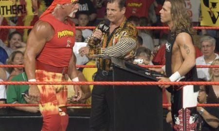 Shawn Michaels Jerry Lawler Hulk Hogan