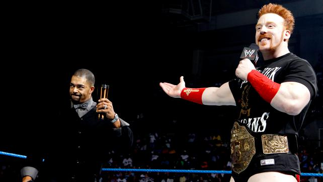 Sheamus David Otunga