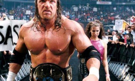 triple h wrestlemania 2000