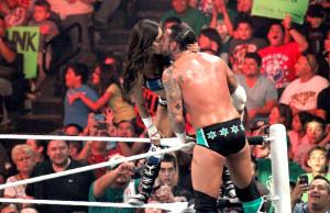 AJ Lee, CM Punk