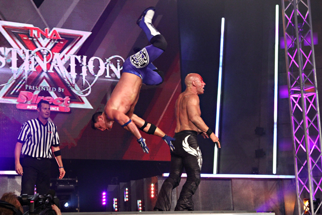 AJ Styles Christopher Daniels