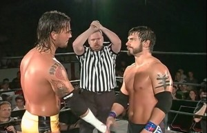 Austin Aries vs CM Punk