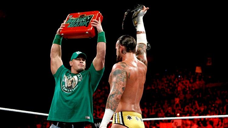 CM Punk John Cena1