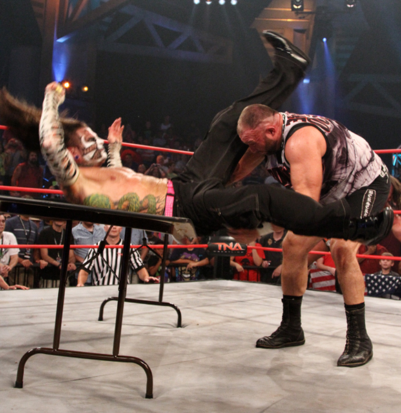Jeff Hardy Bully Ray