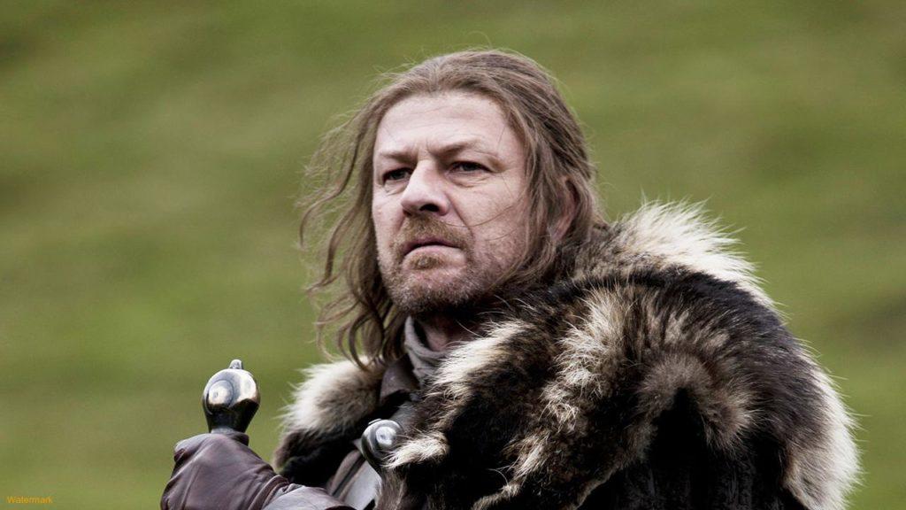 Lord Eddard Ed Stark Game of Thrones