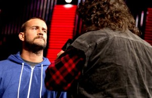CM Punk, Mick Foley