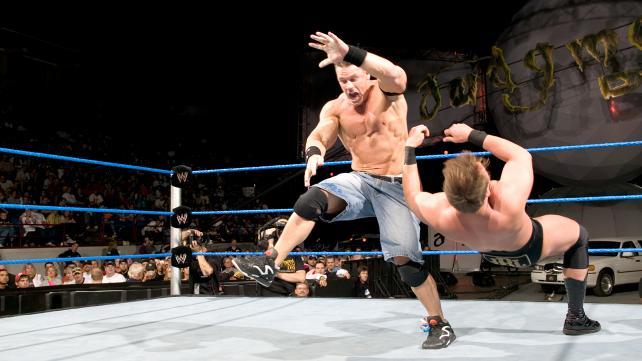 John Cena vs JBL