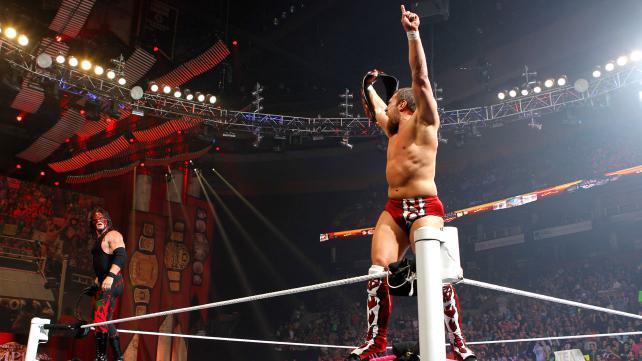 Kane Daniel Bryan Tag Team Champions