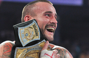 Night Of Champion CM Punk