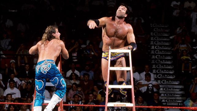 Shawn Michaels vs Razor Ramon