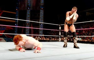 CM Punk vs Sheamus