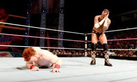 CM Punk vs Sheamus