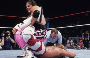 Bret Hart vs Shawn Michaels, Survivor Series 1992