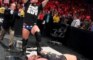 CM Punk, Ryback
