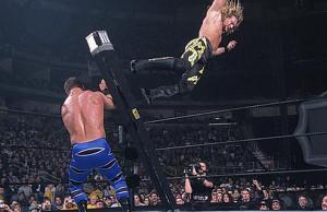 Chris Benoit vs Chris Jericho, Royal Rumble 2001