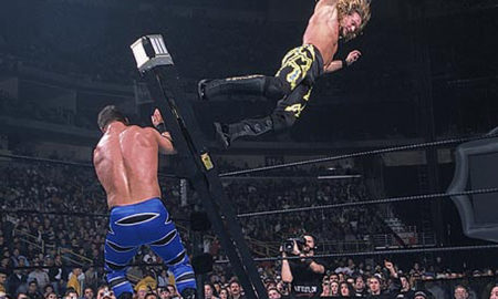 Chris Benoit vs Chris Jericho Royal Rumble 2001