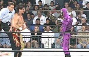 Eddie Guerrero vs Rey Mysterio, Halloween Havoc '97