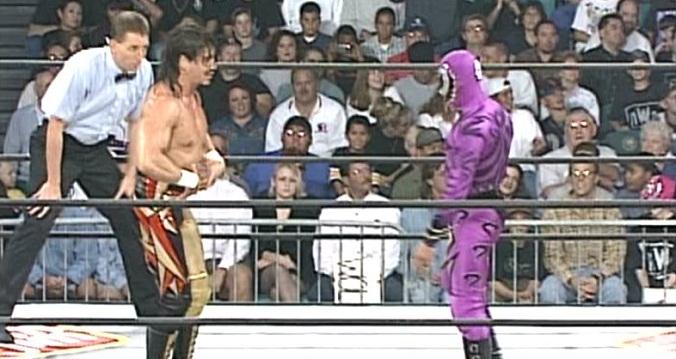 Eddie Guerrero vs Rey Mysterio Halloween Havoc 97